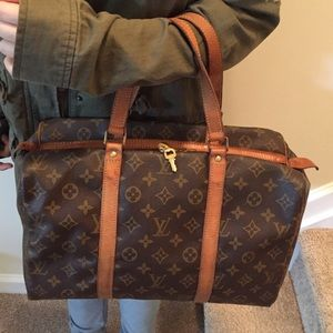 Auth Louis Vuitton Sac 35